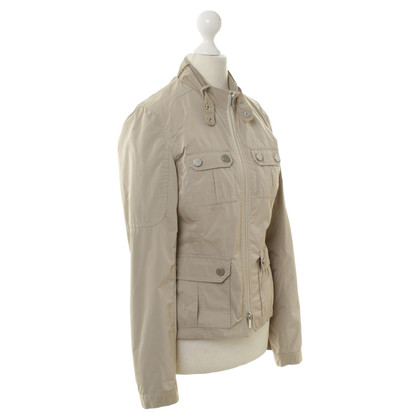 René Lezard Outdoor jacket in Beige