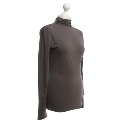 Marc Cain maglione a collo alto in grigio
