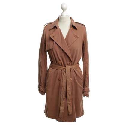 American Vintage Summer coat in Taupe
