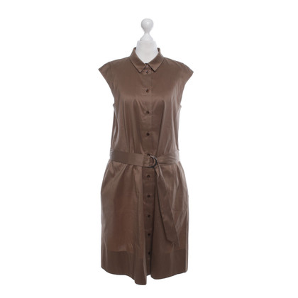 St. Emile Shirt Dress in Khaki