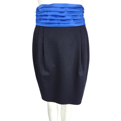Pierre Balmain Blue skirt