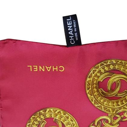 Chanel Seidentuch