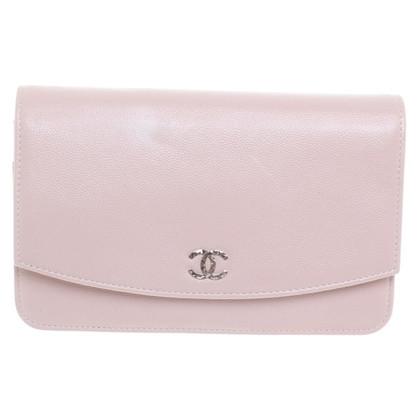 Chanel clutch con catena