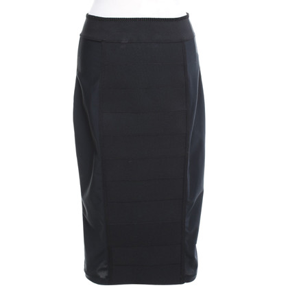 D&G Pencil-skirt in black