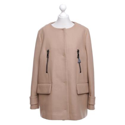 Moncler Camel coat