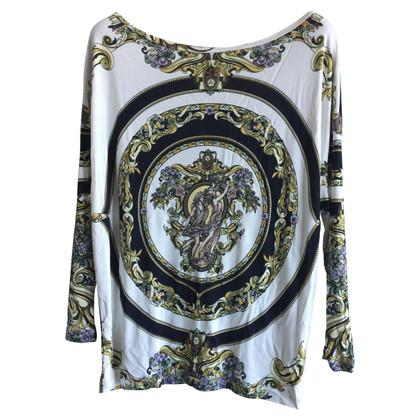 Gianni Versace blouse élégante