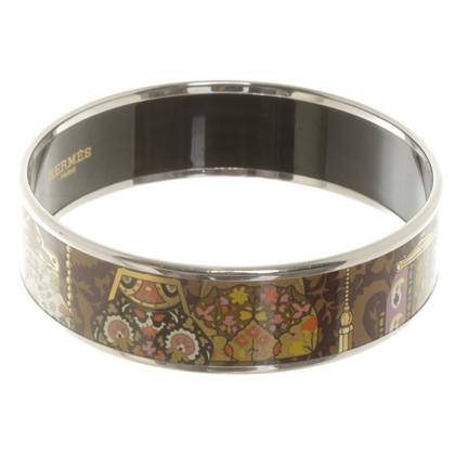 Hermès Armband met Porcelain Pattern