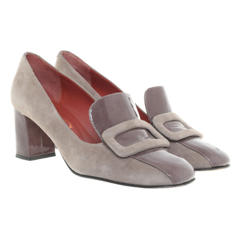 Paco Gil pumps suede - Second Hand Paco Gil pumps suede buy