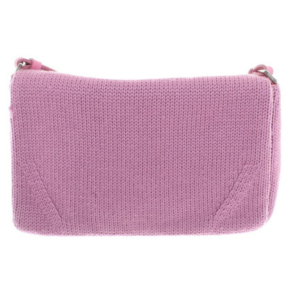 Prada Handbag fatto Knit
