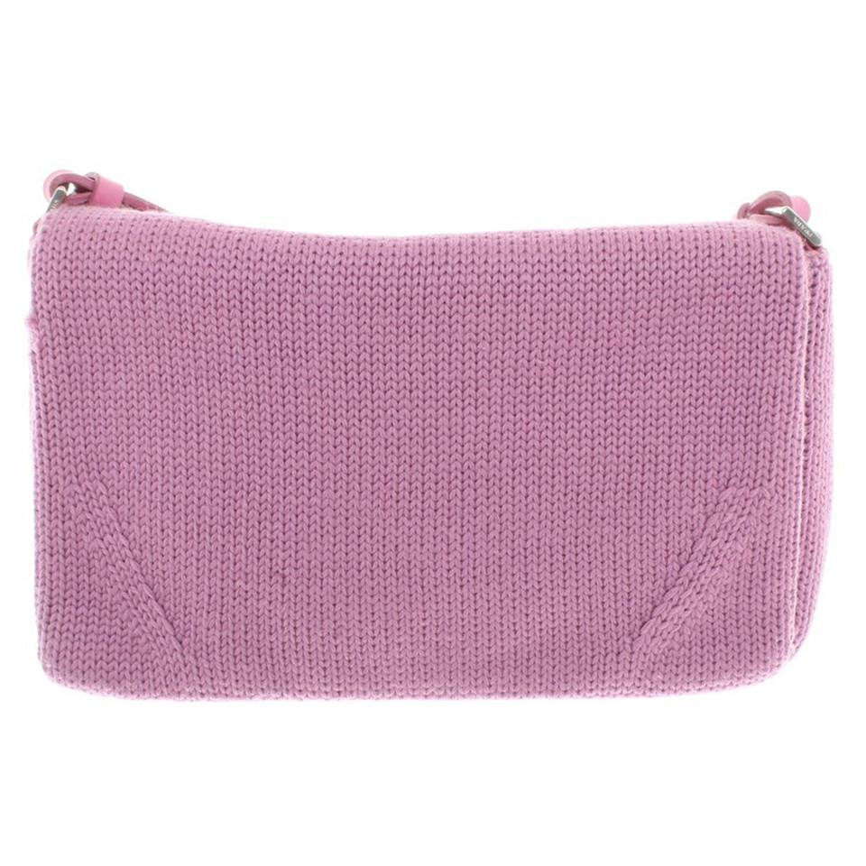 Prada Handbag made of knit