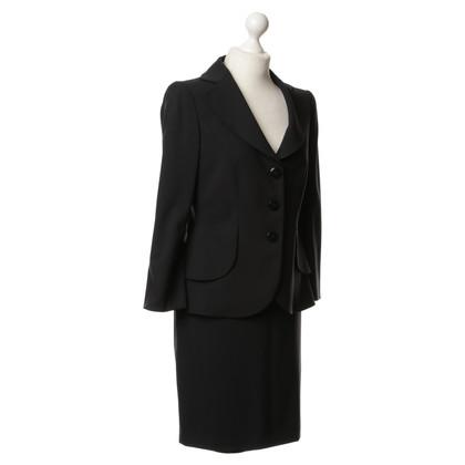 Armani Collezioni Costume in black