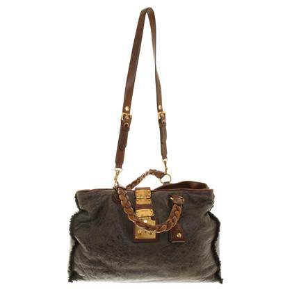 Miu Miu Lambskin / leather handbag