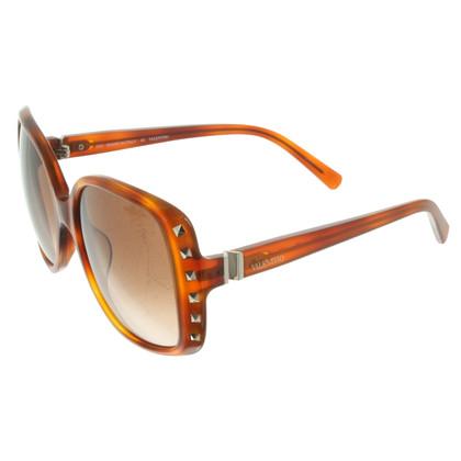 Valentino Sunglasses in brown