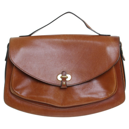 Aigner Vintage shoulder bag in Brown