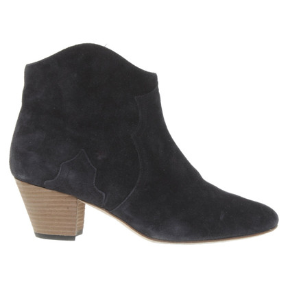Isabel Marant Ankle boots in dark blue