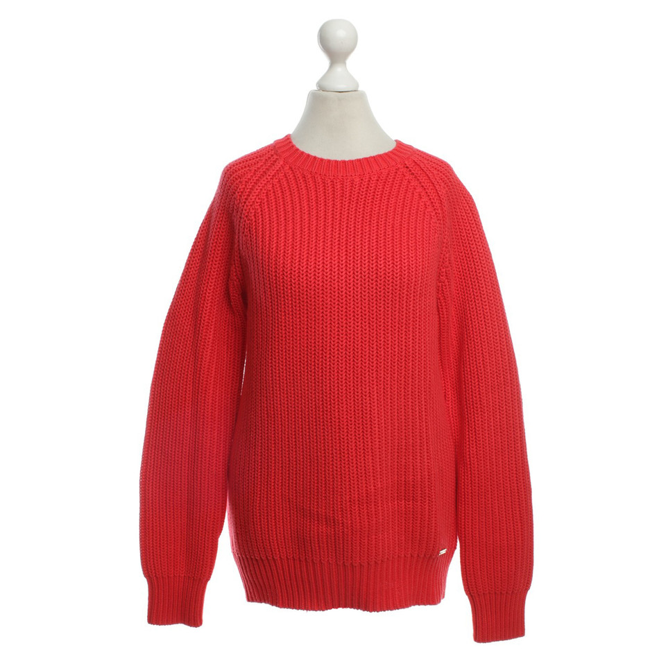 michael kors pullover in rot second hand michael kors pullover in rot gebraucht kaufen f r 159. Black Bedroom Furniture Sets. Home Design Ideas