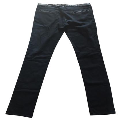 Isabel Marant Etoile Donkerblauwe spijkerbroek