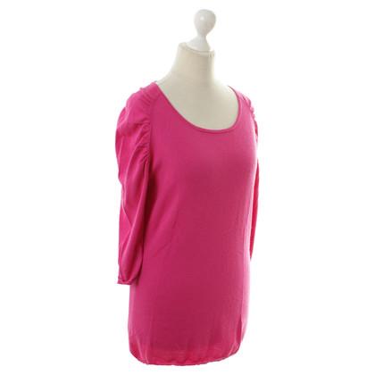 Allude Gebreide top roze