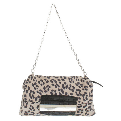 Jimmy Choo for H&M Sac à bandoulière avec imprimé animal