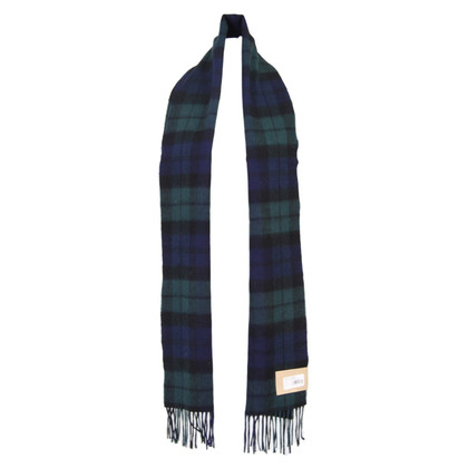 Barbour Scarf with check pattern