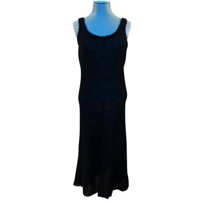 D&G Black knitted dress