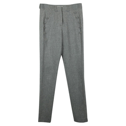 Vanessa Bruno Wool trousers in grey