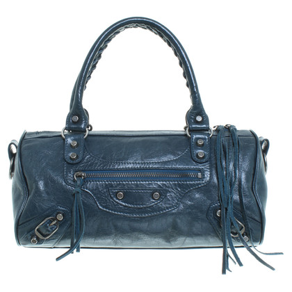 Balenciaga Handbag in teal