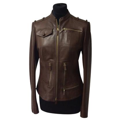 Bally leather jacket