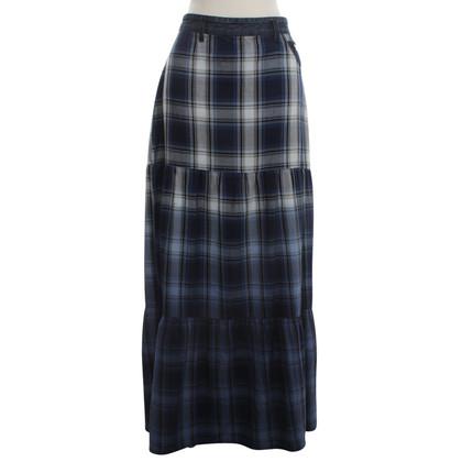 Twin-Set Simona Barbieri skirt in blue