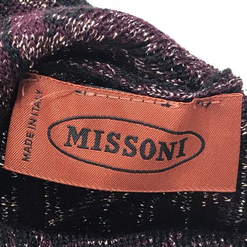 Missoni Berretto di lana Missoni in misto lana - Second hand Missoni ... 7cd57d72ca23