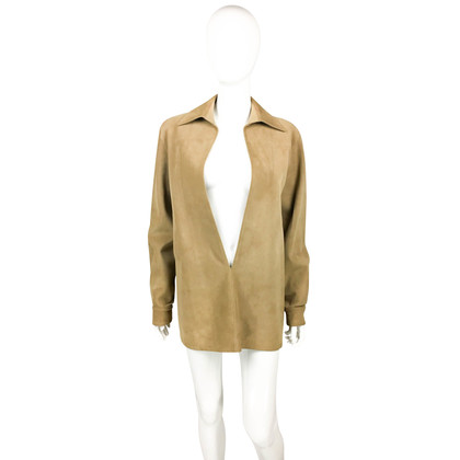 Hermès Suede tunic