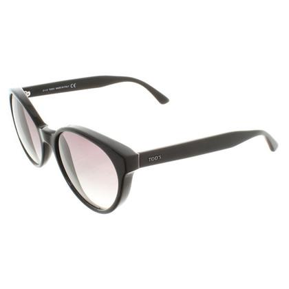 Tod's Sunglasses in black