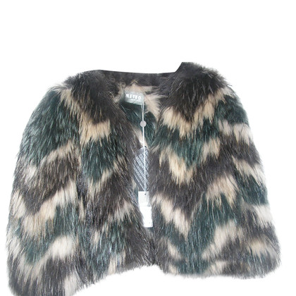 Yves Salomon Fur jacket