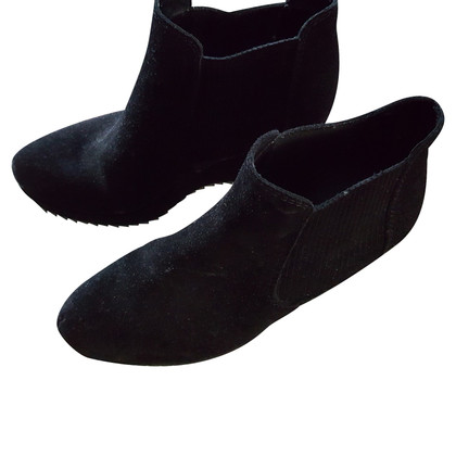 Pedro Garcia Ankle boots with wedge heel