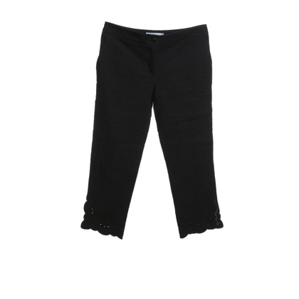 Blumarine Pantaloni in Black