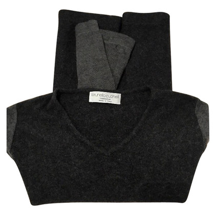 Brunello Cucinelli Cashmere / silk sweater