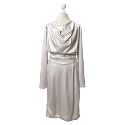 Guido Maria Kretschmer Dress in light grey
