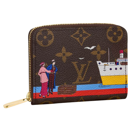 "Louis Vuitton ""Zippy"" portemonnee XMAS Limited Edition"