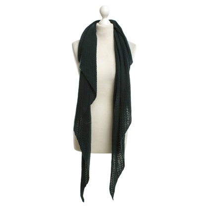 Other Designer FFC - Dark green scarf