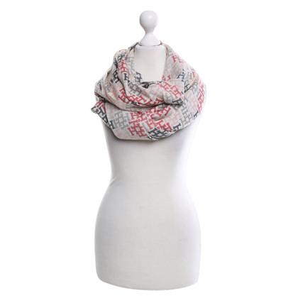 Hemisphere Cashmere scarf