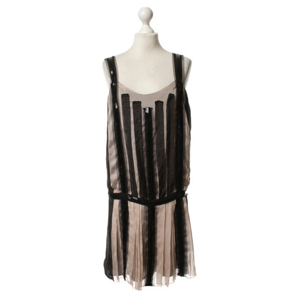 Philosophy di Alberta Ferretti Dress in transparent
