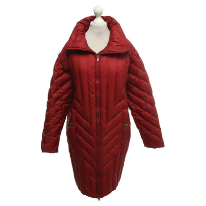 Moschino Love Coat in het rood