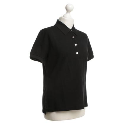 Hermès Poloshirt in black