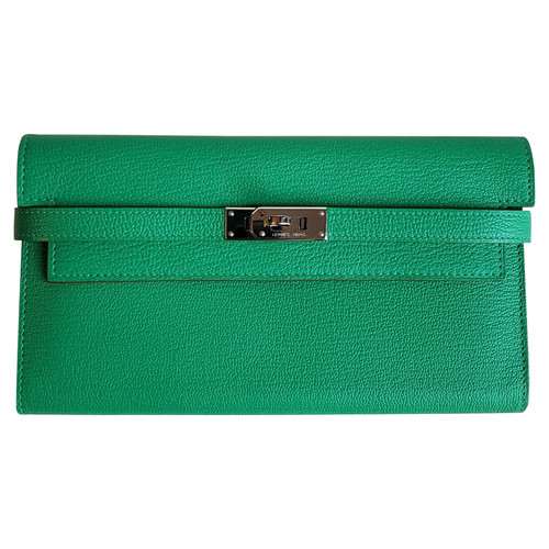 40cf19c168 Hermès Kelly Wallet - Second Hand Hermès Kelly Wallet buy used for ...