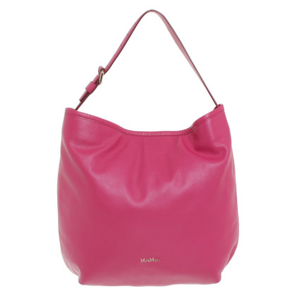 Max Mara Shoulder bag in pink