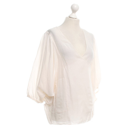By Malene Birger Blouse in cream