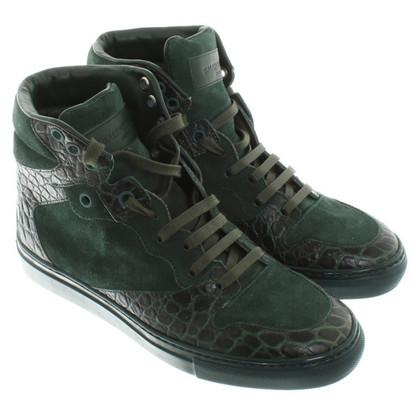 Balenciaga Sneakers Suede
