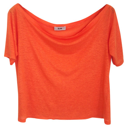 Acne linnen Top