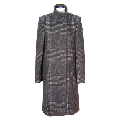 French Connection Checked coat