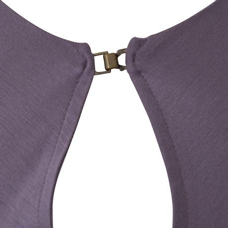 Hugo Boss Jerseykleid in Violett Violett 2018 Unisex iIZyqoL8
